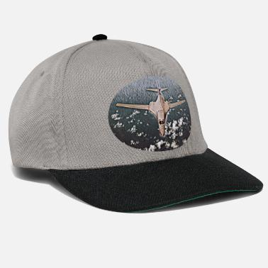 Jet jet fighter - Snapback Cap