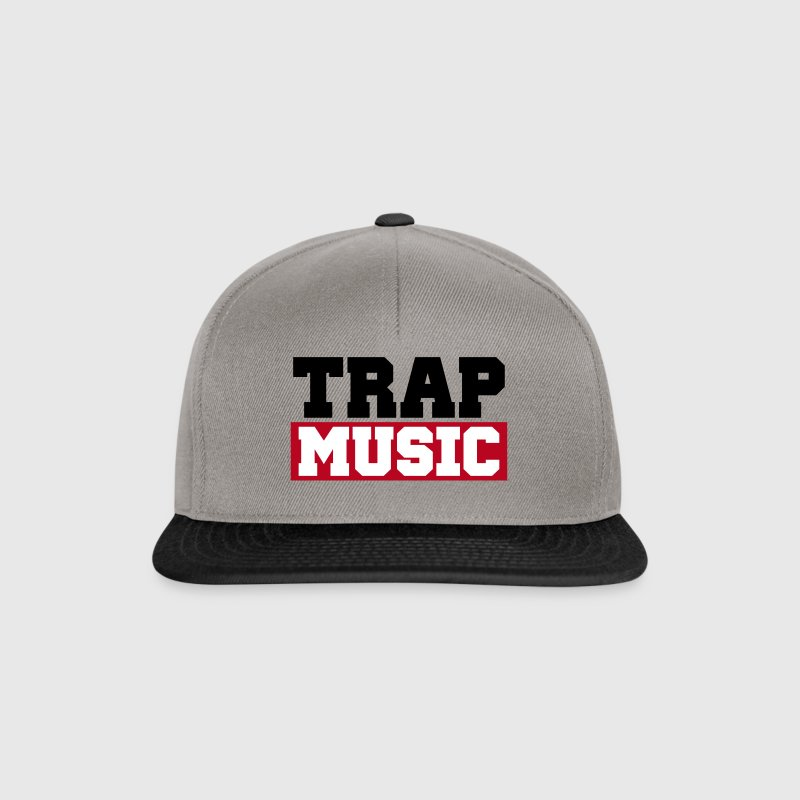 MUSIC - BASS PARTY - Snapback Cap