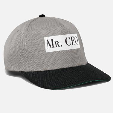 Mr CEO - Snapback Cap