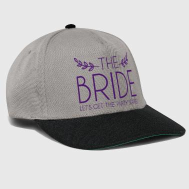 Bride The Bride - Snapback Cap