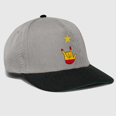 Victory Spien Soccer World Cup - Snapback Cap