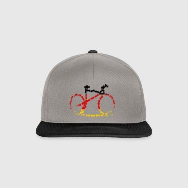 Germany bike chain scale - Snapback Cap
