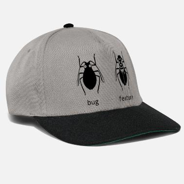 Information Technology Bug and Feature - Snapback Cap