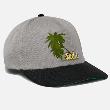 Sud mers du Sud - Casquette snapback