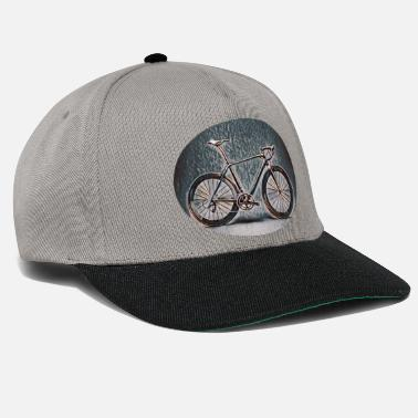 Bicycle stylish bike shirt - Snapback Cap