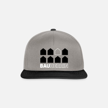 Edificio proprietario dell'edificio - Cappello snapback
