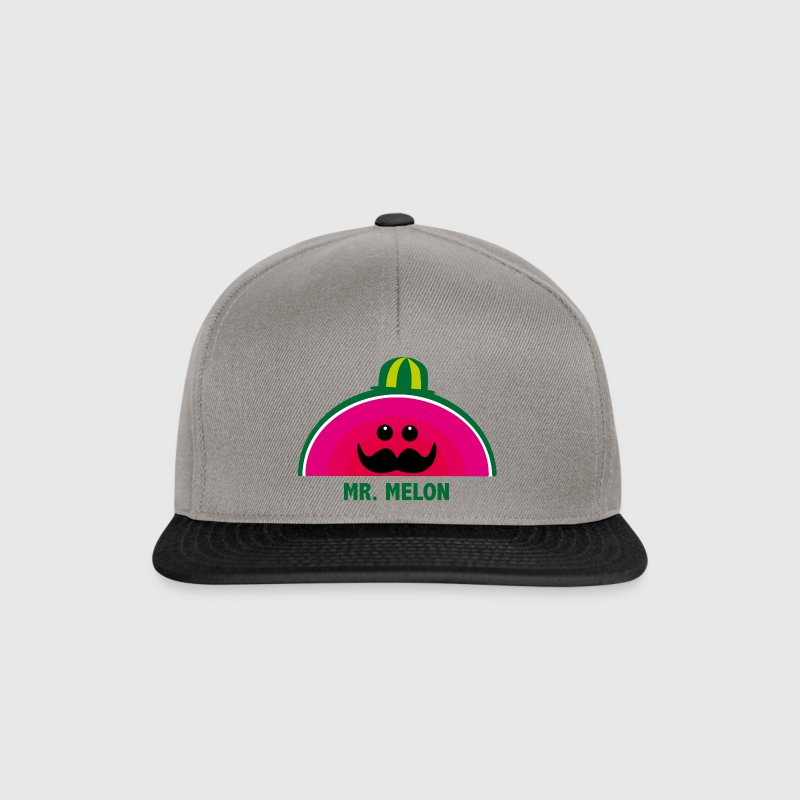 Mr. Melon - Snapback Cap