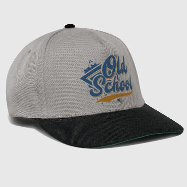 Old School - Snapback Cap