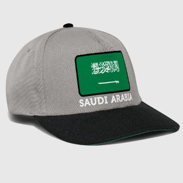 National Flag Of Saudi Arabia - Snapback Cap