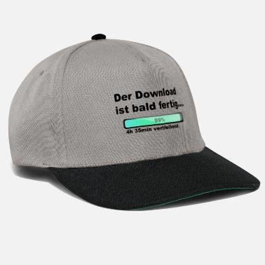 Download Downloaden er færdig - Snapback Cap
