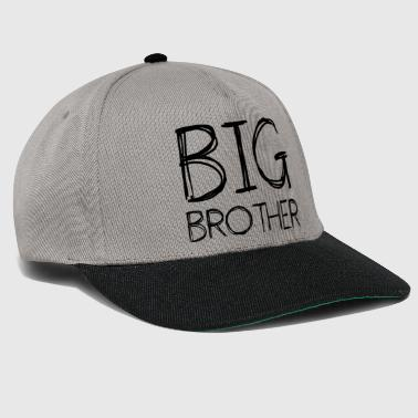 Big Brother Big Brother Big brother siblings - Snapback Cap