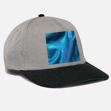Glamour Glamour en turquoise - Casquette snapback