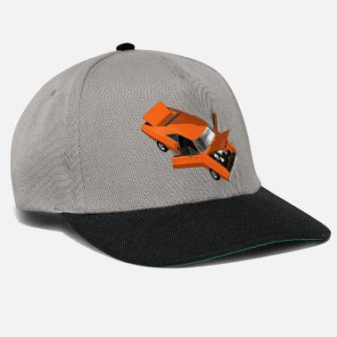 Muscle Car - V8 US Muscle Classic Cars - Snapback cap