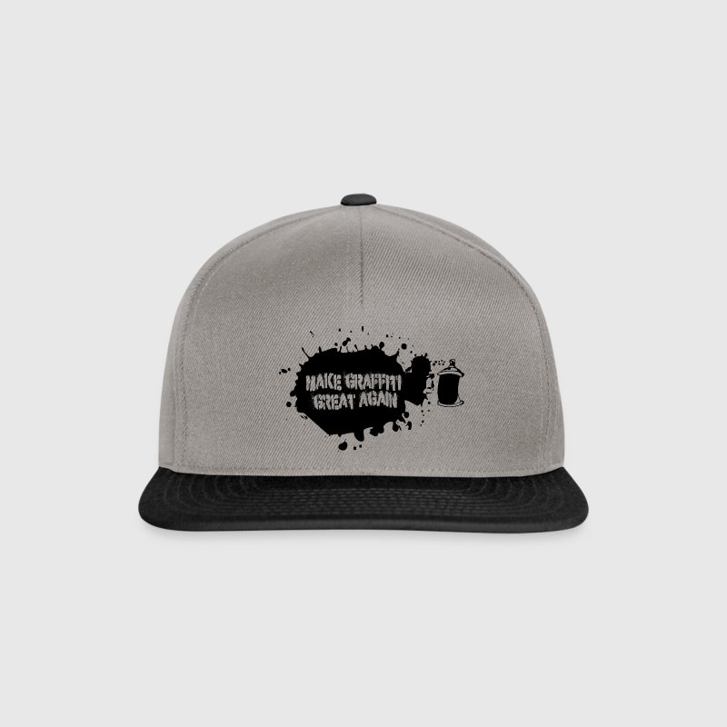 Statement MAKE GRAFITTI GREAT AGAIN - Snapback Cap