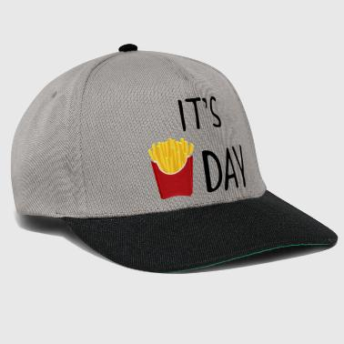Fry Day Graphic - Snapback Cap