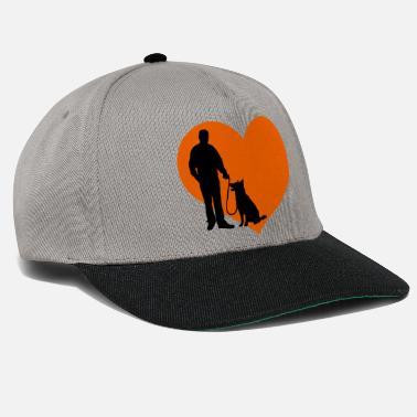 Pastore Esclusiva camicia da pastore tedesco da pastore - Cappello snapback 6b2a6b59bb37
