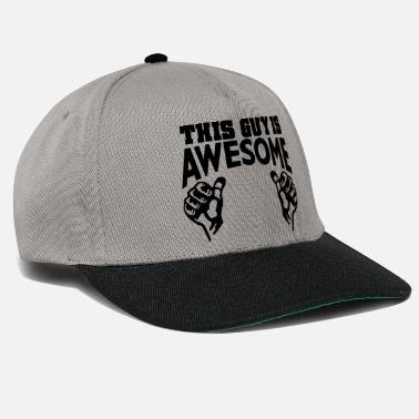 Awesome awesome - Cappello snapback
