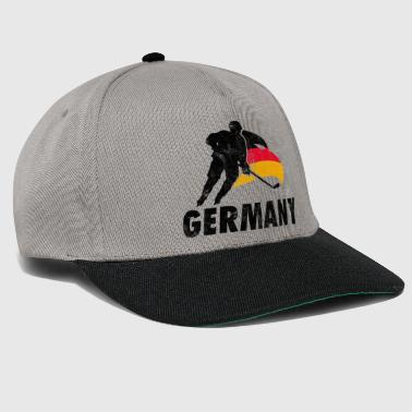 EISHOCKEY TEAM GERMANY  - Snapback Cap