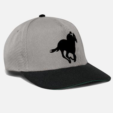 Carreras De Caballos Jockey - Carreras de caballos - Gorra snapback c086a1d2b7e