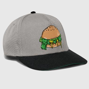 Money-Burger Geld-Burger - Snapback Cap