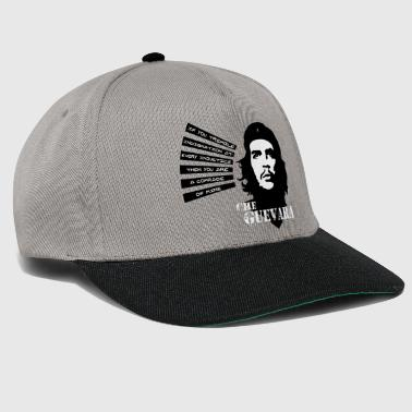 Che Guevara If you tremble with Indignation - Snapback Cap