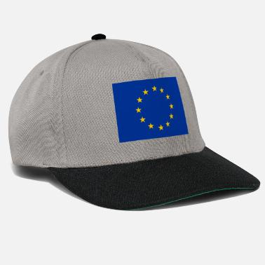 Europe Flag of Europe - Snapback Cap
