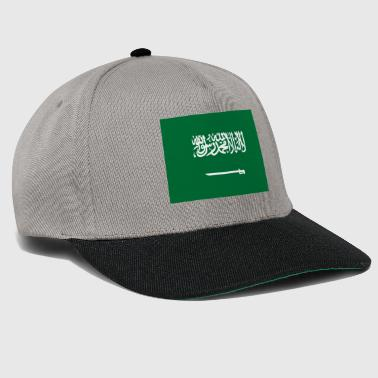 Arabe Flag of Saudi Arabia - Casquette snapback