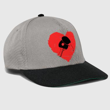 tennis de table - Casquette snapback