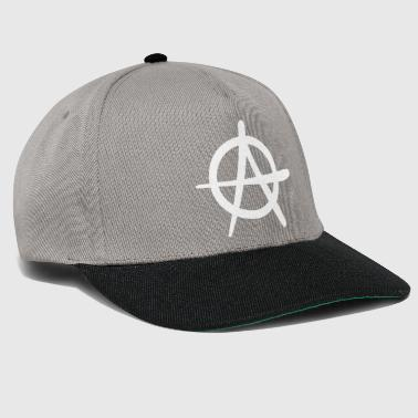 Anarchy is alright Logo Antifa - Snapback Cap