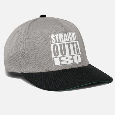 Iso Straight Outta ISO - Snapback Cap