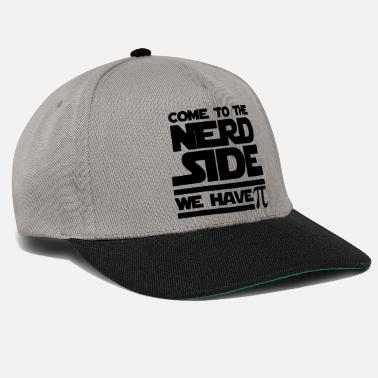 Geek Come to the Nerd Side - Exclusive Edition - Snapback Cap