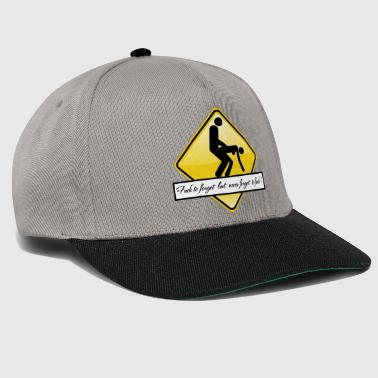 Never forget to fuck 13 - Casquette snapback