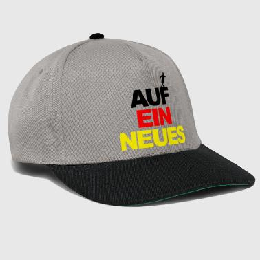 European Champion European Championship on a new world champion football Germany - Snapback Cap