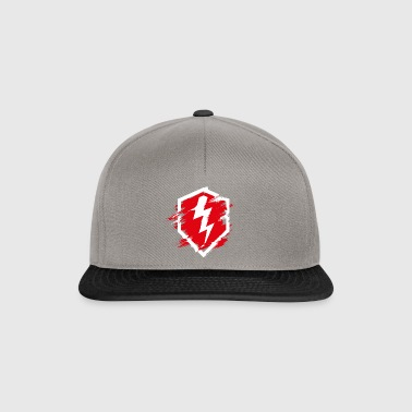 World Of Tanks Blitz Distressed Logo - Snapback Cap