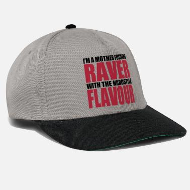 Raver Mother F*cking Raver 2 EDM Quote - Snapback Cap