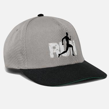 Courir Courir courir - Casquette snapback