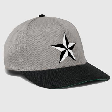 Nautical Star Nautical star - Snapback Cap
