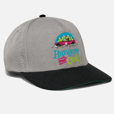 Cash Bangers and Cash Graphic - Snapback Cap