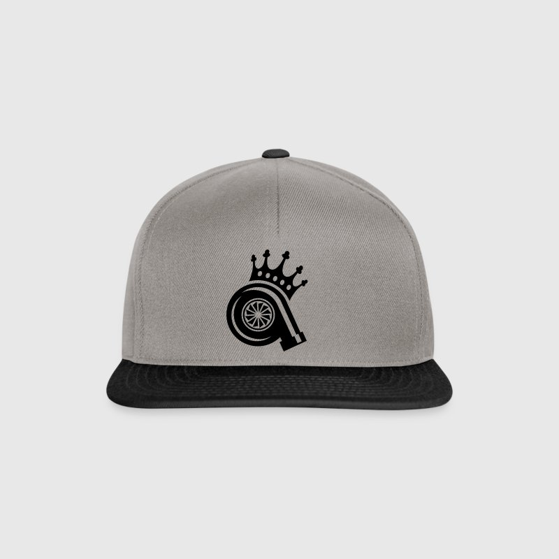 BOOST KING - Snapback Cap