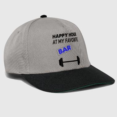 HAPPY HOUR - Casquette snapback