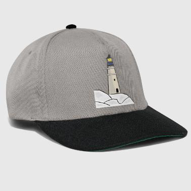 Maritime lighthouse - Snapback Cap