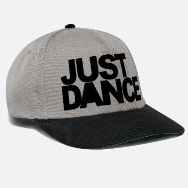 Música Just Dance Music Quote - Gorra Snapback