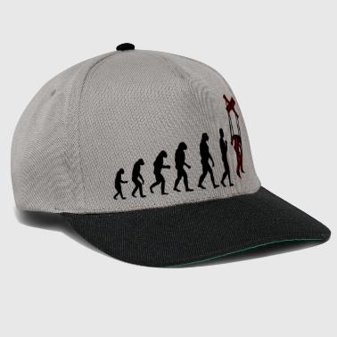 Evolution of the puppet - Snapback Cap