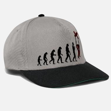 Puppet Evolution of the puppet - Snapback Cap