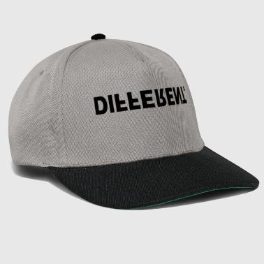 DIfferent - Casquette snapback