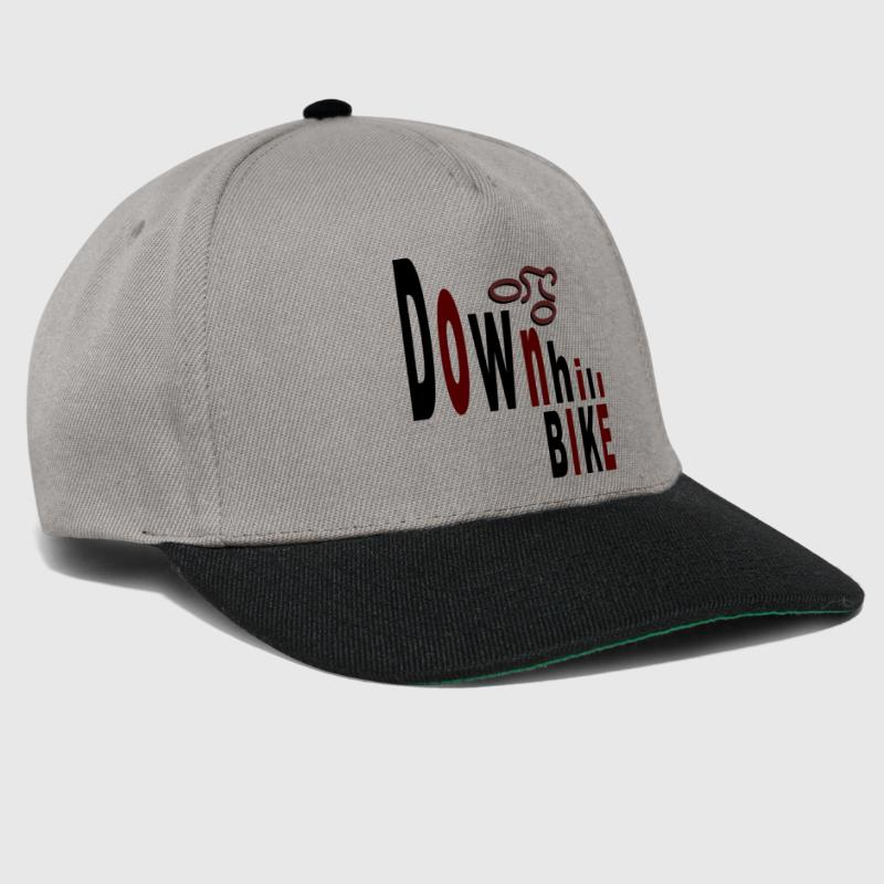 Downhill bike - Gorra Snapback