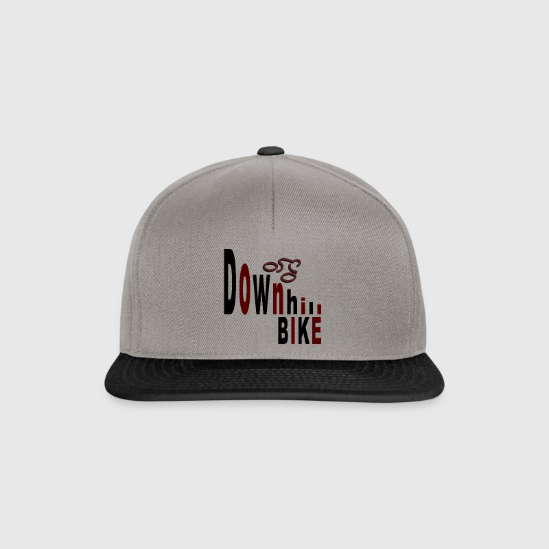 Downhill bike - Snapback Cap