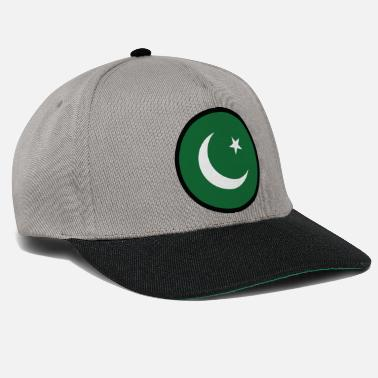 Karachi In Sign Of Pakistan - Snapback Cap