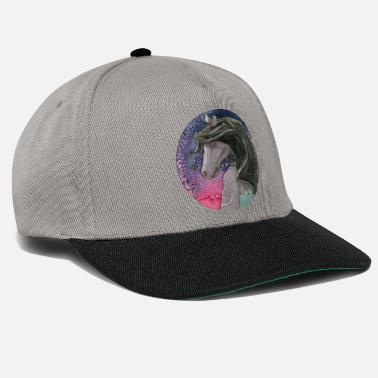 Hanse cheval Lady - Casquette snapback