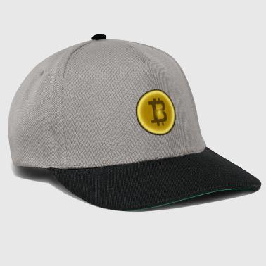 Bitcoin currency - Snapback Cap